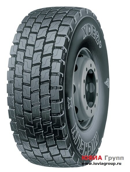 Michelin XDE2+ (275/80R22.5)